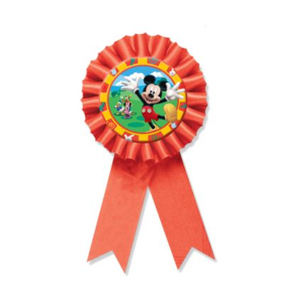 Mickey Mouse Award Ribbon