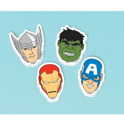 Avengers 12x Erasers