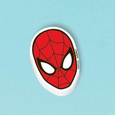 Spider-Man - 12 x Radiergummis