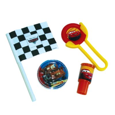 Disney Pixar Cars 24 Piece Party Favours Pack
