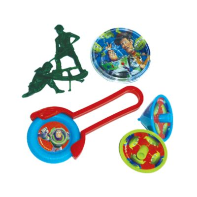 Toy Story, 24 regalini per festa