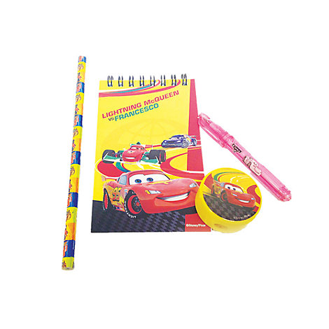 Disney Pixar Cars 20 Piece Stationery Pack