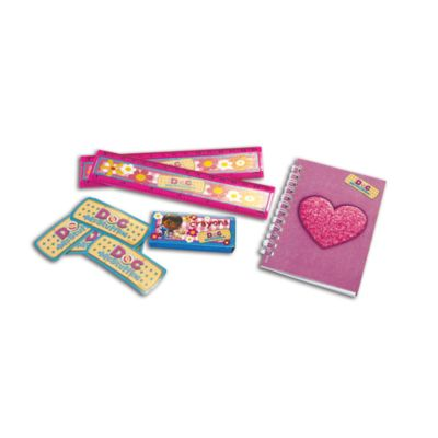 Doc McStuffins 20 Piece Stationery Pack