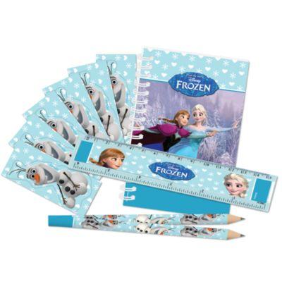 Frozen - Il Regno di Ghiaccio, 20 pezzi cancelleria