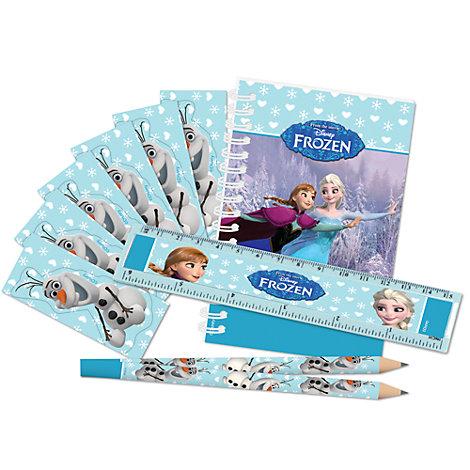 Juego papelería Frozen (20 u.)