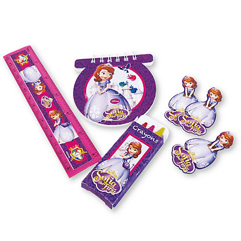 Sofia The First 20 Piece Stationery Pack