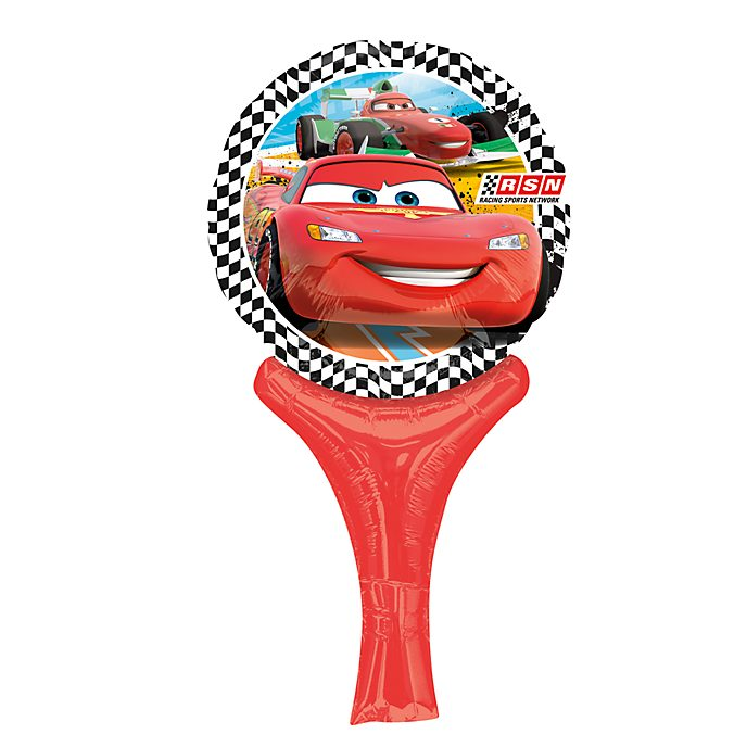 Disney Store Disney Pixar Cars Inflatable Party Toy