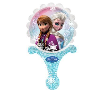 Jouet gonflable La Reine des Neiges pour la fête