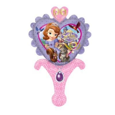 Sofia The First Inflatable Party Toy