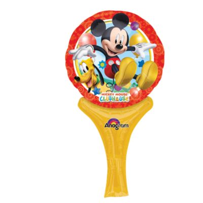 Oppusteligt Mickey Mouse legetøj