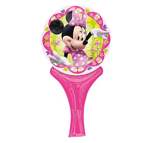 Oppusteligt Minnie Mouse legetøj