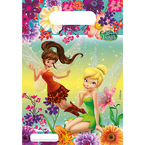 Disney Fairies, 6 sacchettini