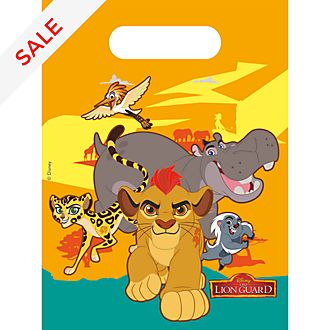 The Lion Guard 6x Party Bags