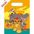 The Lion Guard, 6 sacchettini