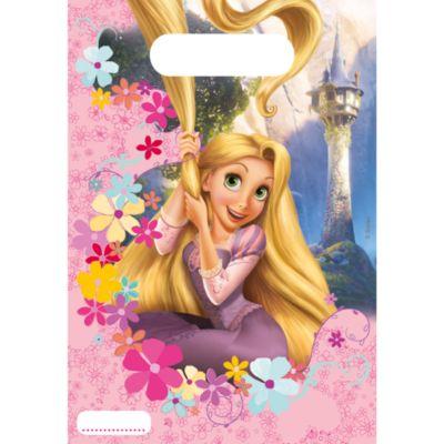 Rapunzel - 6 x Partytüten