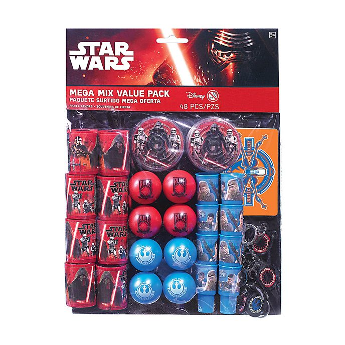 Star Wars 48 Piece Party Favours Pack