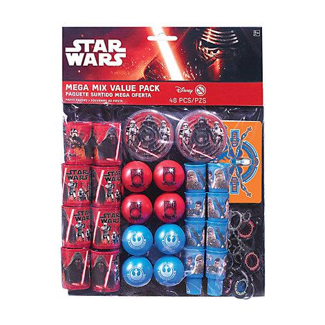 48 accessoires de fête Star Wars