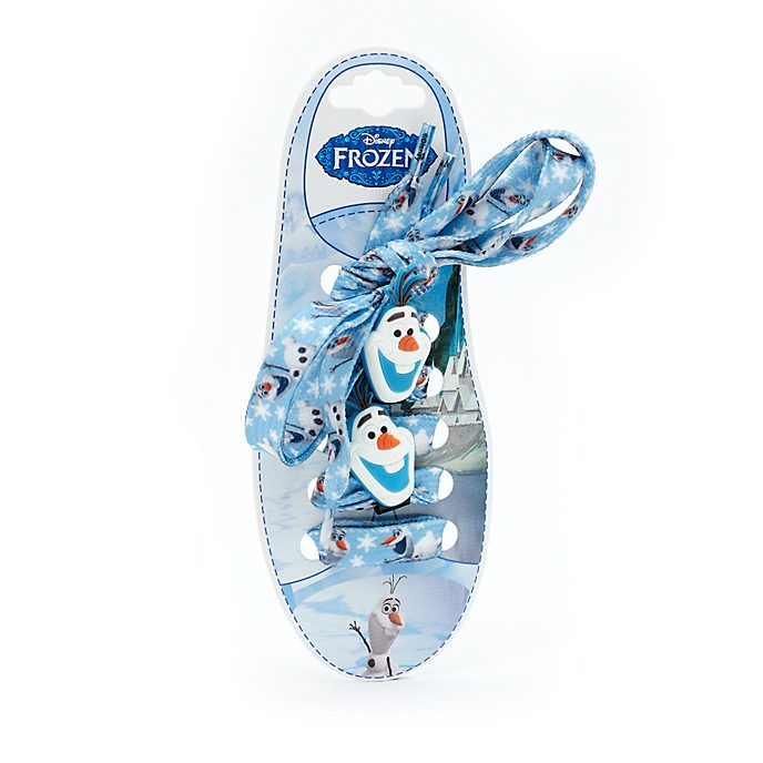 Olaf Laces and Charms, Frozen