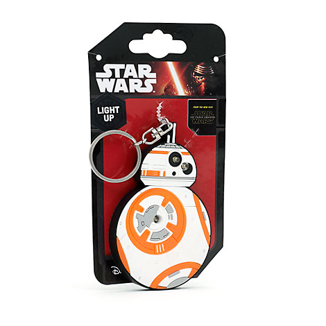 BB-8 Light-Up Key Ring, Star Wars: The Force Awakens