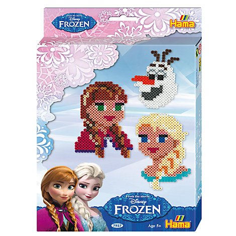 Frozen Hama Bead Kit
