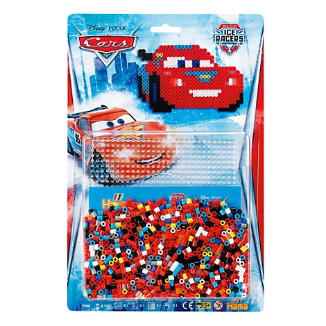 Disney Pixar Cars – Hama Perlenset