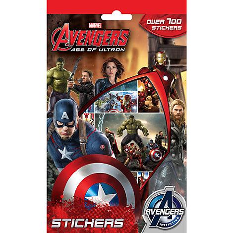 Avengers 700+ Sticker Pack