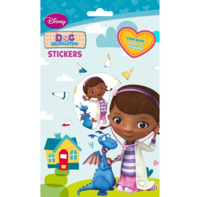 Doc McStuffins 700+ Sticker Pack