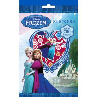 Frozen 700+ Sticker Set