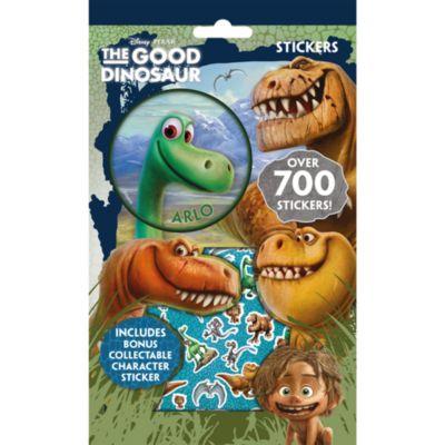 Den gode dinosaurien klistermärken