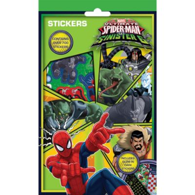 Spider-Man 700+ Sticker Pack
