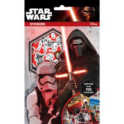 Star Wars: Das Erwachen der Macht - Set mit über 700 Aufklebern