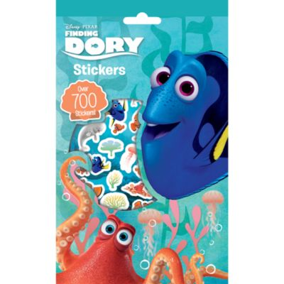 Finding Dory 700+ Sticker Set