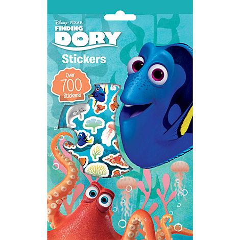 Finding Dory 700+ Sticker Set