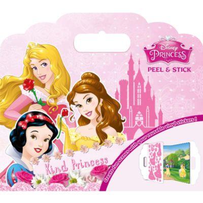 Disney Prinsesse vinylklistermærker