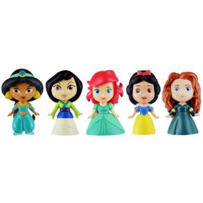 Principesse Disney, set personaggi da costruire