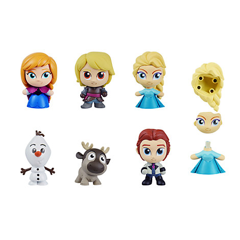 Frozen Buildable Figure Set
