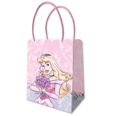 Disney Princess 6x Paper Party Bag Pack