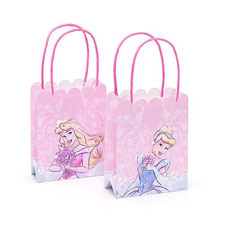 Bolsas fiesta papel princesa Disney (6 u.)