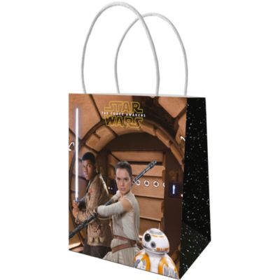 Star Wars: The Force Awakens 6x Paper Party Bag Pack
