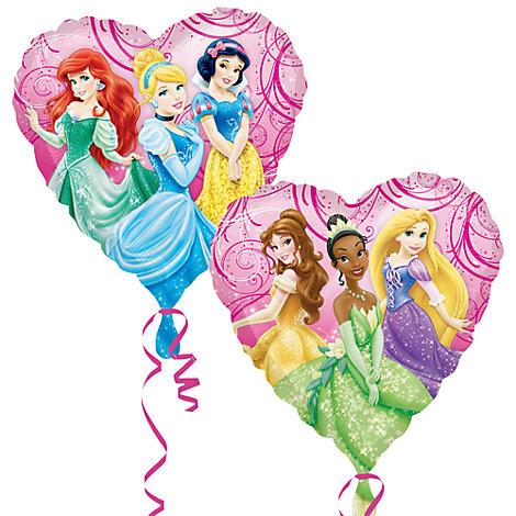 Disney Princess Foil Colouring Set