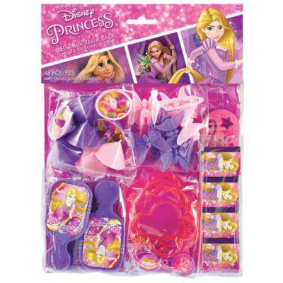 Rapunzel - Neu verföhnt - Partygeschenke im Vorteilspack