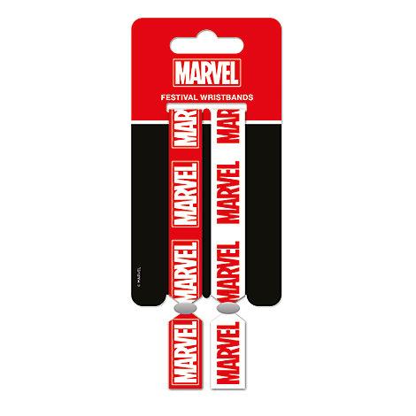 Marvel Festival Wristbands, Pack of 2