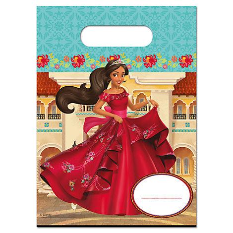 Elena di Avalor, 6 sacchetti per festa