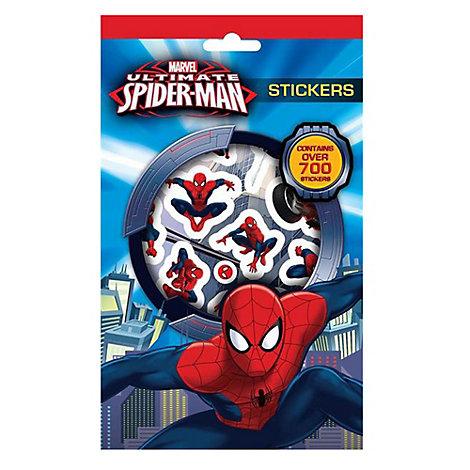 Ultimate Spider-Man 700+ Sticker Pack
