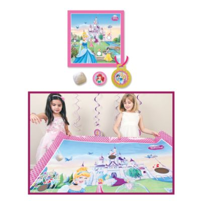 Disney Princess Pearl Drop Party Game