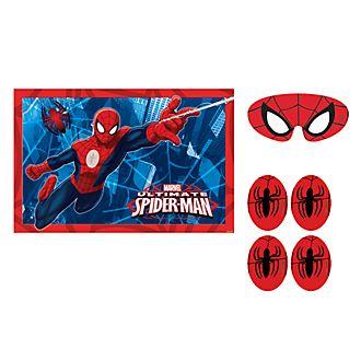 "Disney Store Jeu d¿adresse festif Spider-Man "" Colle l¿araignée """