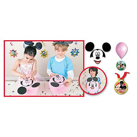 """Jeu festif """" Crée une tête """" Mickey Mouse"""