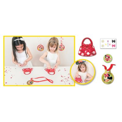 Minnie Mouse Handbag Decorate Party Game