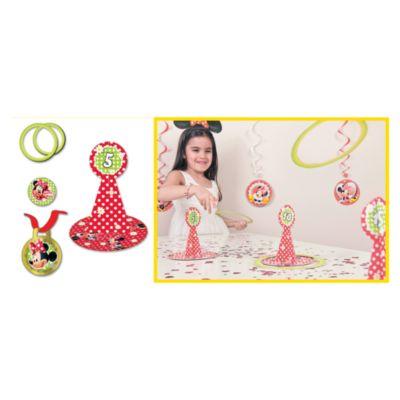 Juego fiesta aros Minnie