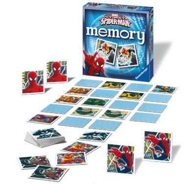 Spider-Man memoryspel